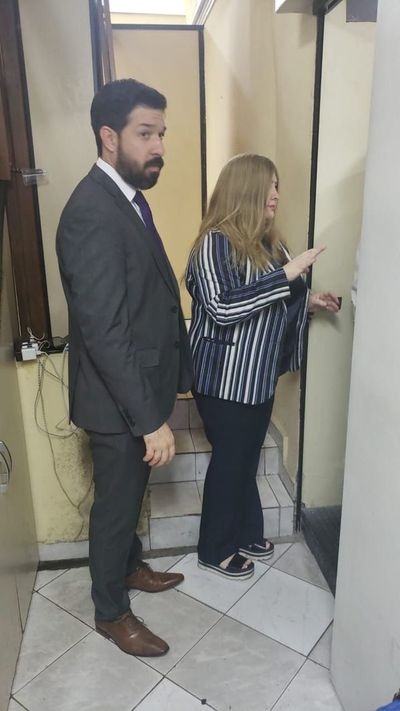 Allanan casa de cambios en Asunción por sospechas de nexo con Messer