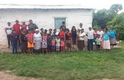 Prometen ayuda a nativos de Guyratî