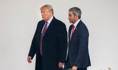 HOY / Trump amarra a Abdo a su  proyecto político-militar en el  continente, y otros asuntos