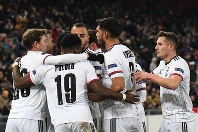Alderete, clave en la exitosa campaña del Basel en Europa League
