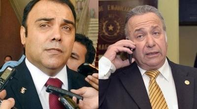 HOY / Tras la bajada de pulgar de EE.UU, formalizan pedido de  expulsión de OGD y Diaz Verón