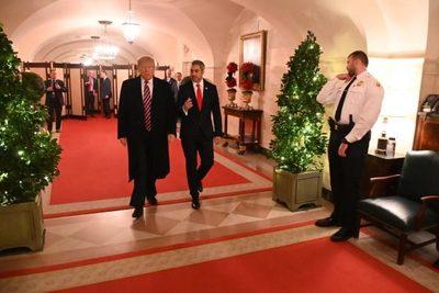 Reunión Abdo-Trump: Plantean impulsar con el Mercosur, libre comercio con EEUU