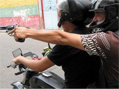 Matan de varios disparos a prestamista en Luque