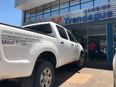 Caso Darío Messer: Allanamiento a Yrendague llegó 1 año y siete meses después