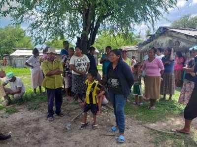 San Alfredo: Denuncian que indígenas pasan hambre