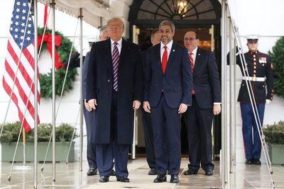 """EEUU y Paraguay acuerdan """"robusta"""" cooperación en materia de defensa"""