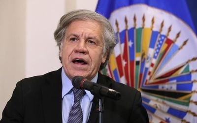 Secretario de la OEA destaca premio otorgado por Venezuela a Mario Abdo