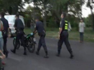 Capturan a presunto asesino de prestamista en Luque