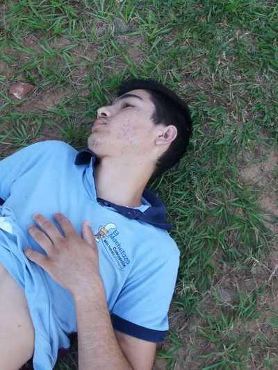 Concepción: Asaltan y acuchillan a un joven