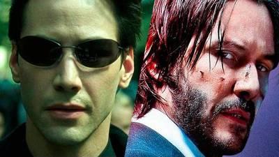 El día de Keanu Reeves: Matrix 4 y John Wick 4 estrenarán en la misma fecha » Ñanduti