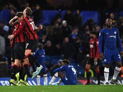 Chelsea se estrella contra el Bournemouth