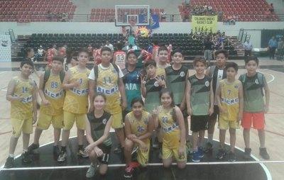 Villarrica concentra este domingo al basquet y minibasquet