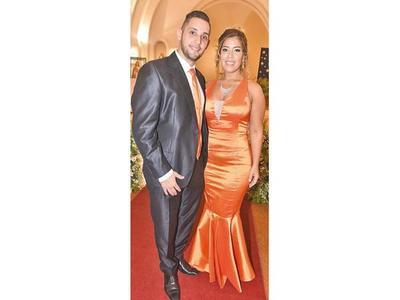 Celia y Pablo se casaron
