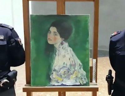 Encontraron un Klimt que estaba desaparecido hace 22 años