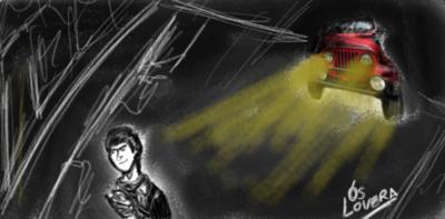HOY / La muerte lo esperaba en la oscura esquina