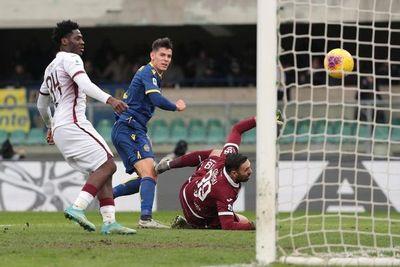 El Torino desperdicia un 3-0 y empata 3-3