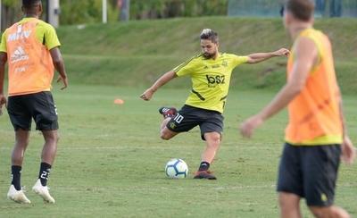 HOY / Flamengo se entrena en Catar antes de enfrentarse al Al Hilal