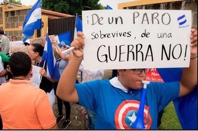 Nicaragua: analizan un paro nacional indefinido para terminar con el régimen de Ortega