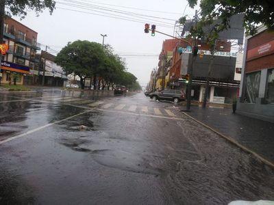 Cortes de electricidad también en Alto Paraná, Canindeyú e Itapúa