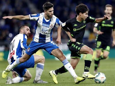 Espanyol y Betis se reparten puntos en Barcelona