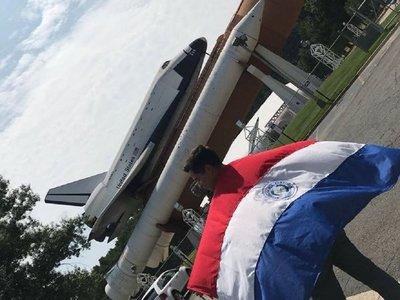 Paraguayo es becado para estudiar Astronomía e Ingeniería Mecánica en EEUU