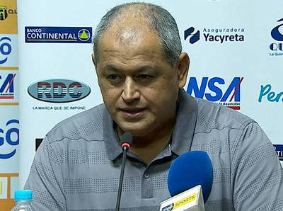 Chiqui Arce relata la travesía hacia la clasificación de Nacional