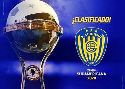 Luqueño, a la Sudamericana 2020, y Gral. Díaz continúa en Primera •