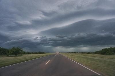 Nublado y con lluvias, inicio de semana con clima inestabe
