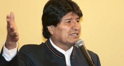 Evo Morales acusa al Gobierno de facto de Bolivia de llevar al país a la quiebra