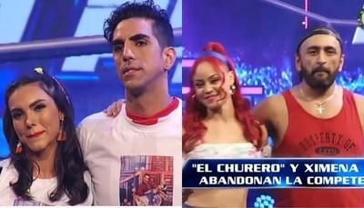 """Paloma Ferreira y """"El Churero"""" quedaron fuera de """"Baila Conmigo"""""""