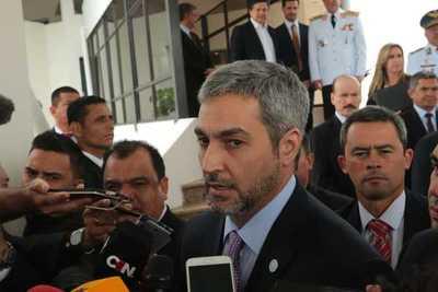 EE.UU sigue con interés desarrollo económico y posicionamiento del Paraguay en la región, señaló presidente