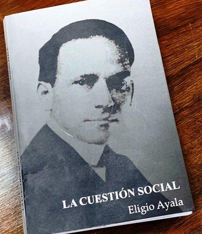 Entrega de premios, unipersonal y libro de Eligio Ayala en la Casa Josefina Pla