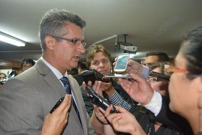 """Presidente del Incoop es reelecto y ahora espera el """"Ok"""" de Abdo"""