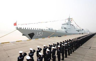 """Japón, """"muy preocupado"""" por la situación del Mar de China"""