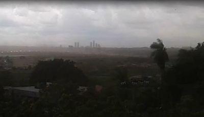 Alerta por tormentas para Concepción, Amambay y Alto Paraguay