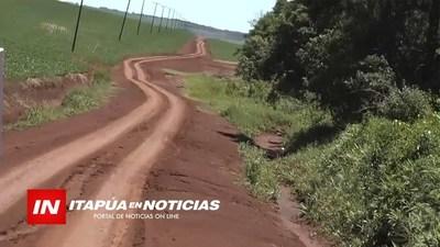 RUTA 18 PROMETE REVOLUCIONAR LA PRODUCCIÓN AGROPECUARIA EN ITAPÚA