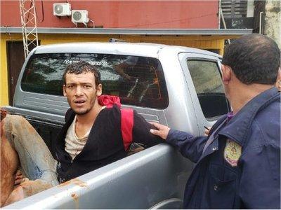 Detienen a otro supuesto sicario en Caaguazú