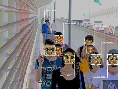 Brasil instaló cámaras para el reconocimiento facial y placas