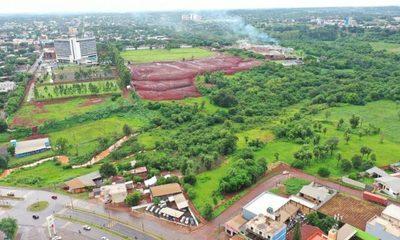 Excedentes de terrenos municipales de altísimo   valor, entregados por Zacarías al grupo Zucolillo