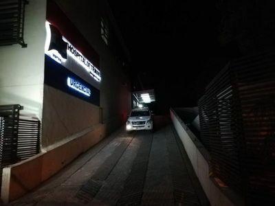 Cambista fue baleando en Areguá