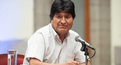 """Evo Morales asegura que dejó el poder en Bolivia por un """"golpe al litio"""""""