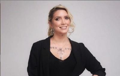 Carmiña Masi se convirtió en presentadora de noticiero