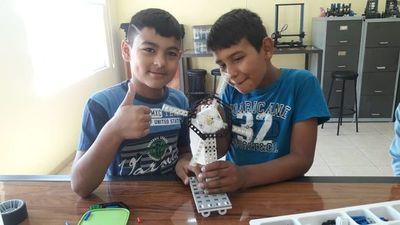 Brindan capacitaciones en alfabetización digital y robótica en el Chaco