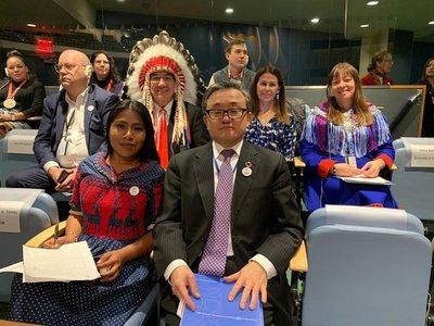 Yalitza Aparicio urge en NNUU a proteger las lenguas indígenas
