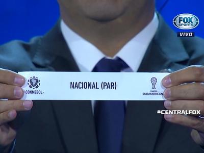 Los paraguayos ya tienen rivales para la Sudamericana