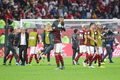 Con Piris da Motta, Flamengo avanzó a la final del Mundial de Clubes