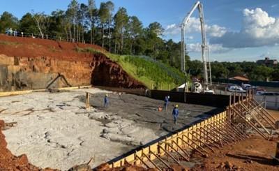 Avanzan obras de puente Presidente Franco-Foz de Iguazú