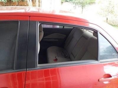 Tortoleros robaron hasta el resultado de ecografía de conductora •