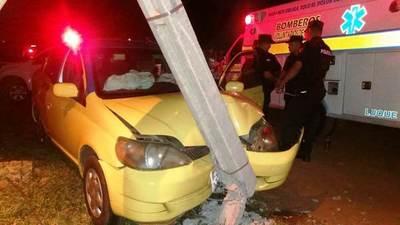 Presuntos asesinos de taxista continúan prófugos •