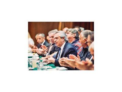 Fernández avalará el pacto Mercosur-UE si no afecta a industrias